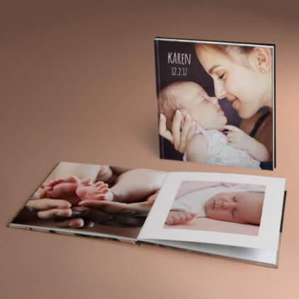 21x21cm Flat Album