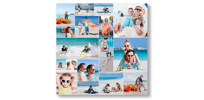 Family Collage Canvas