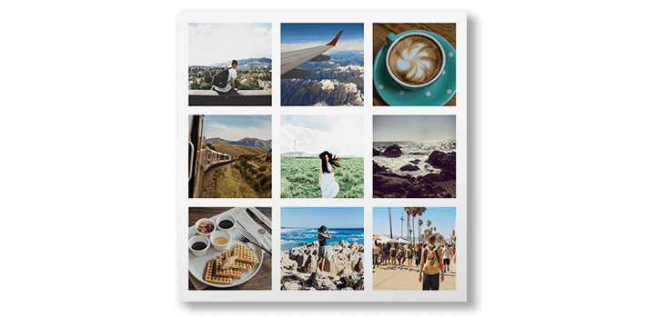 Instagram Canvas