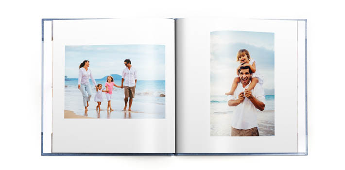 Family Holiday Book